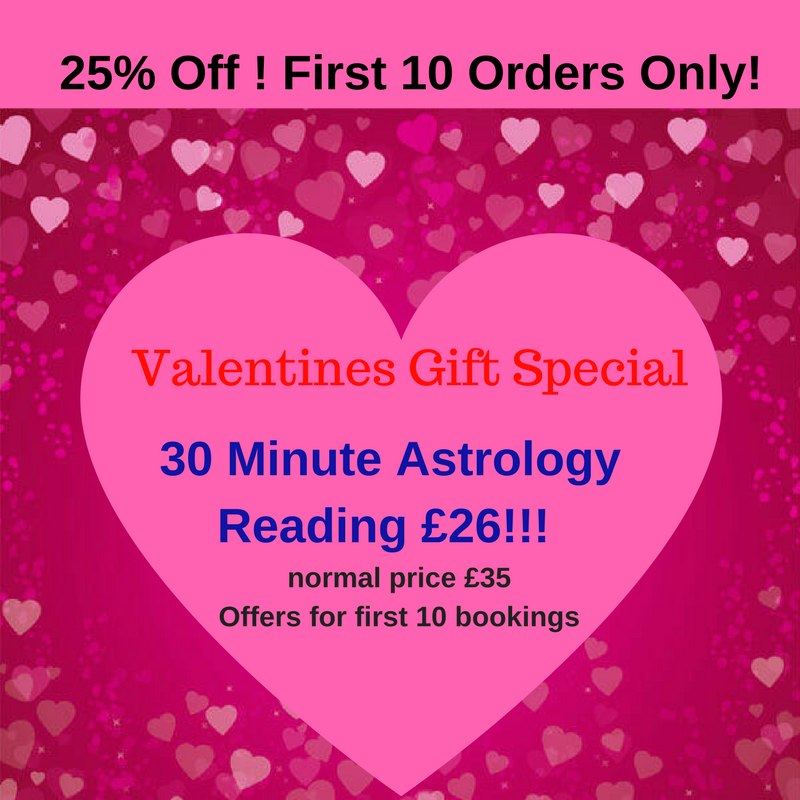 Valentines Special Offer Astrology