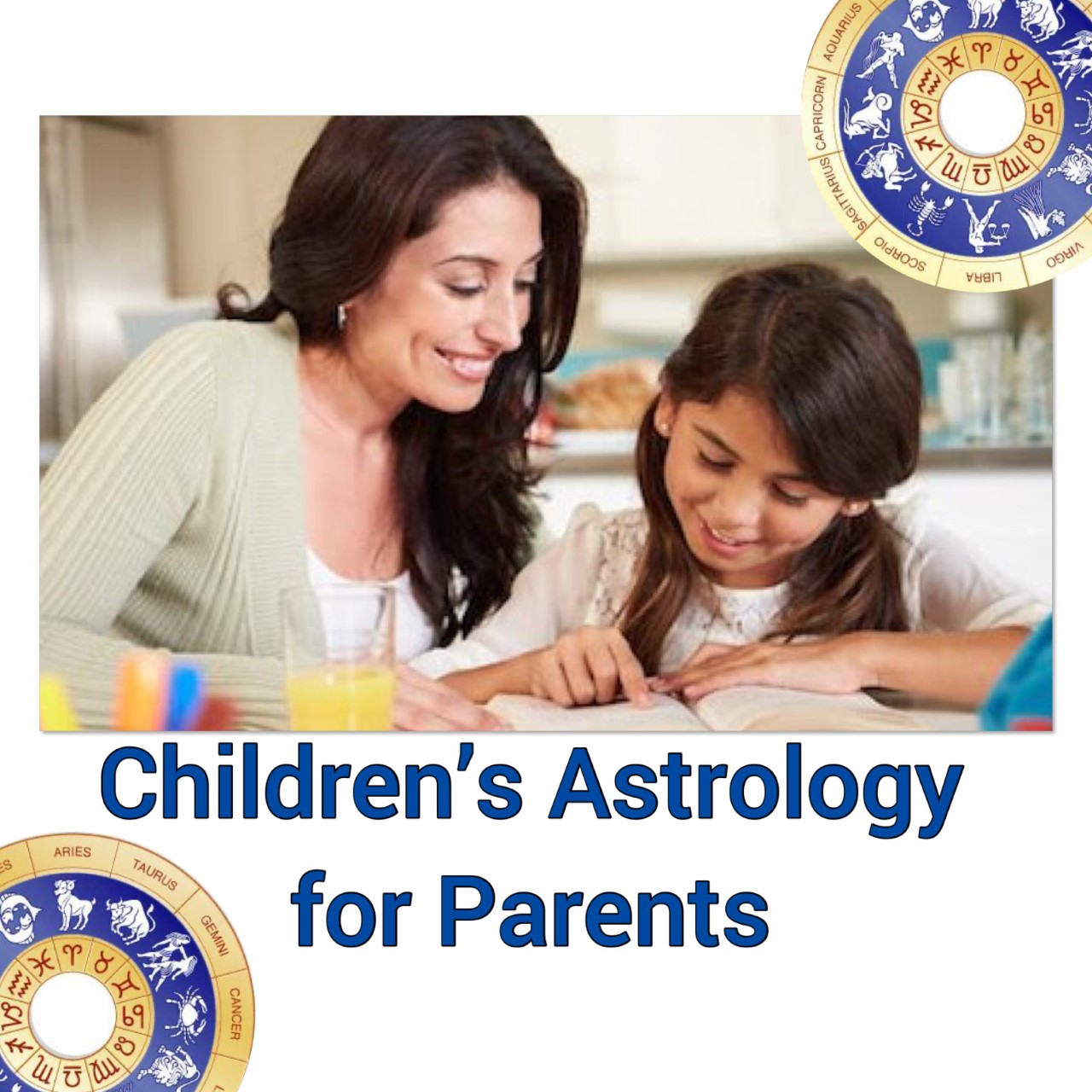 Childrens Astrology for Parents by Priya Kapil
