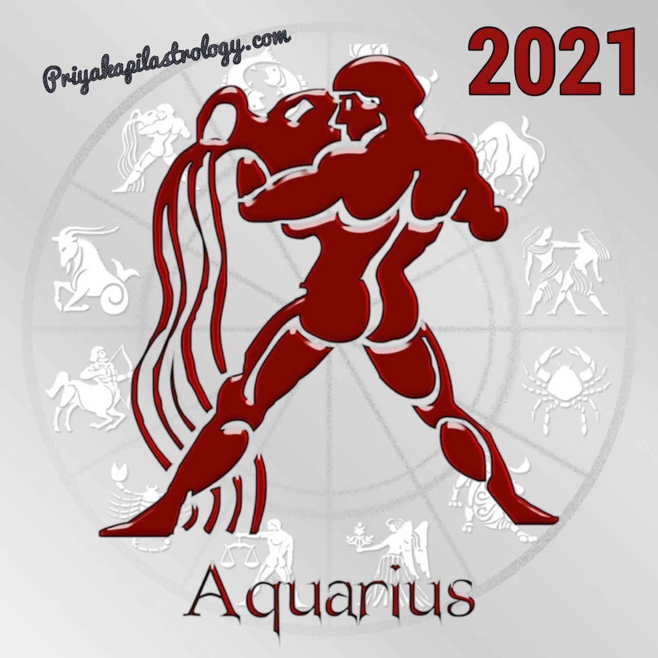 Aquarius 2021 Priya Kapil Astrology