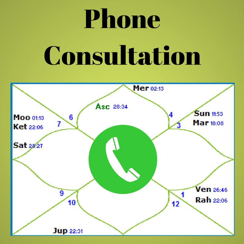 Astrology phone consultation